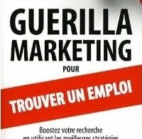 guerrilla marketing emploi