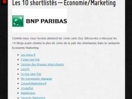ConseilsMarketing.Fr dans la shorliste des Golden Blogs Awards 2012 38