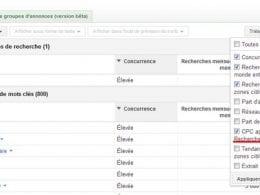 Optimiser Adsense avec Adwords et le choix des mots à prendre en compte – Walkcast Monétiser un Blog [Partie 5] 109