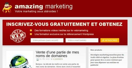 Augmentez la visibilité de vos produits sur votre blog – Walkcast Monétiser un Blog [Partie 34] 9