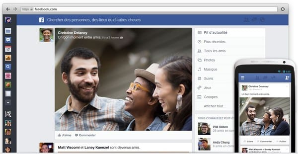 Impacts de la nouvelle newsfeed de facebook (partie 3 la mise en forme) – Walkcast Facebook [66] 5
