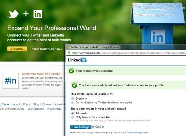 Utiliser Twitter avec linkedin ou sur un salon – Walkcast Twitter [Partie 33] 4