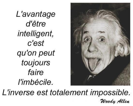 l'intelligence et la persuasion