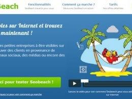 SeoBeach.net, votre assistant marketing virtuel 6