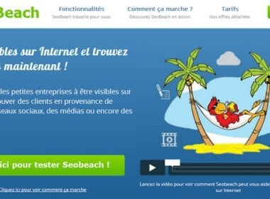 SeoBeach.net, votre assistant marketing virtuel 5
