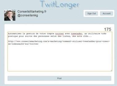Les automatismes sur Twitter – Walkcast Twitter [Partie 44] 4