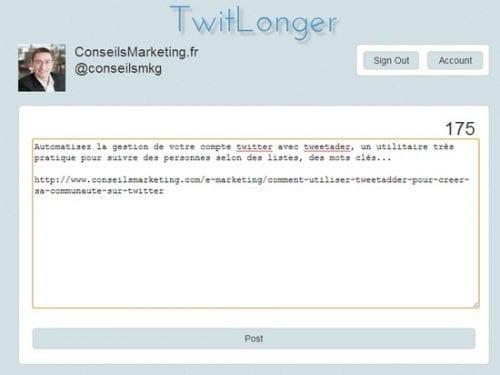 Pensez à votre business modèle sur Twitter – Walkcast Twitter [Partie 2] 1