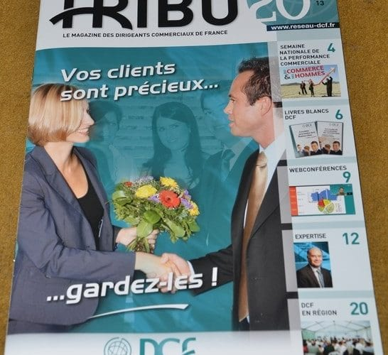 magazine tribu