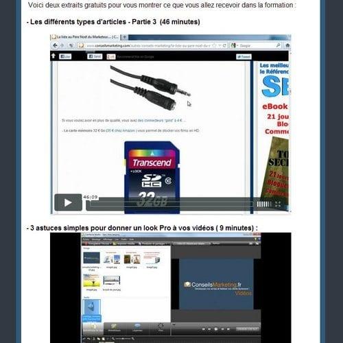 Les split-testings des pages de ventes – Walkcast Landing Pages [10] 4