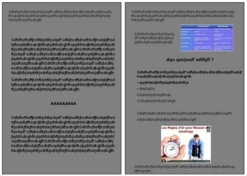 lisibilité-page-web