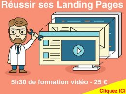 L'argumentaire sur les landing pages – Walkcast Landing Pages [12] 7