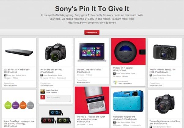 10 marques qui réussissent sur Pinterest 7