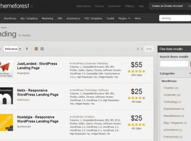 Créer une page de vente – Walkcast Landing Pages [26] 3