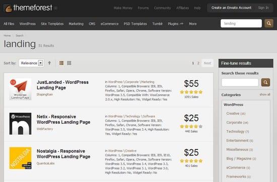 Créer une page de vente – Walkcast Landing Pages [26] 4