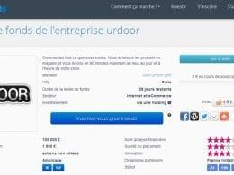 Urdoor.com lance une levée de fonds participative ! 9