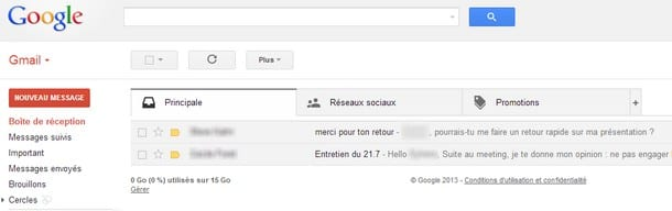 Comment s'assurer que vos emails soient lus avec le nouveau Gmail ? 5