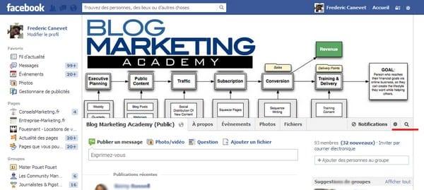 Les groupes privés et les Hashtags sur Facebook – Walkcast Facebook [69] 1