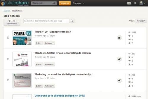 Et si vous utilisiez les sites de Publication de Documents ? 1