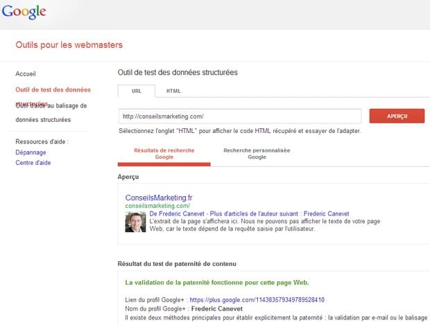 Google plus et SEO