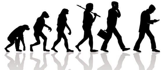 evolution-affiliation