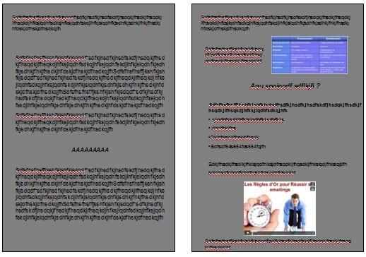 lecture sur le web