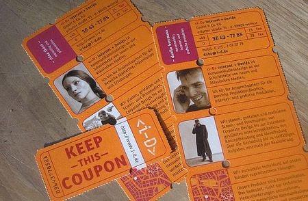 Card-coupon