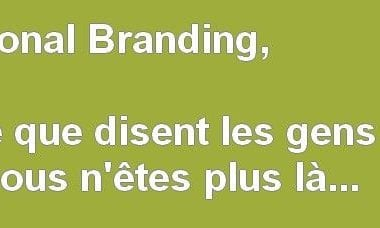 le personal branding