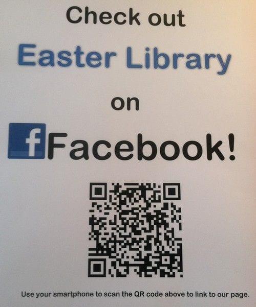 qr codes facebook