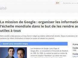 Analyse de Stratégie Marketing de Google 9