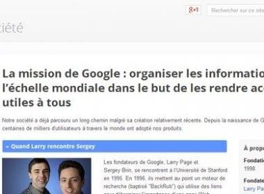 Analyse de Stratégie Marketing de Google 4