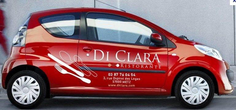 voiture restaurant