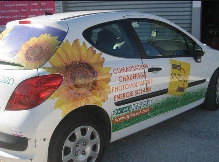 voiture solaire