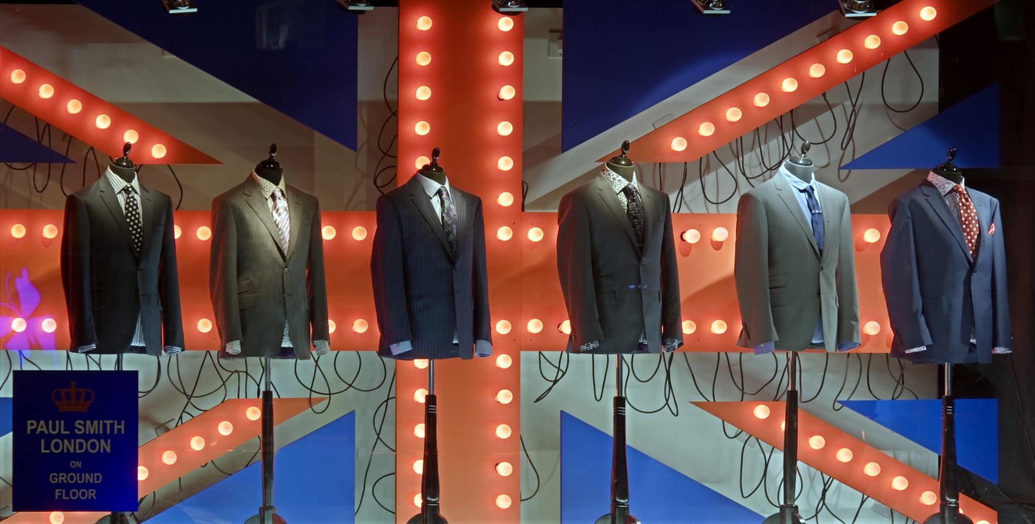 Choix des couleurs et orientation du regard – Walkcast Design des vitrines des Magasins [4] 3