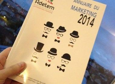 Publication de l'Annuaire du Marketing 2014 21