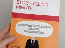 """Critique du livre """"Storytelling minute: 170 histoires prêtes à l'emploi pour animer vos interventions"""" 7"""