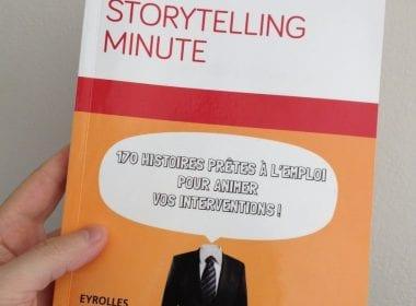 """Critique du livre """"Storytelling minute: 170 histoires prêtes à l'emploi pour animer vos interventions"""" 4"""