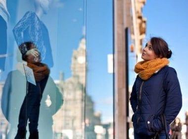 vitrine publicitaires
