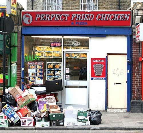 Chicken shop