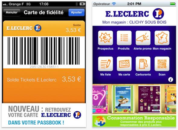 E.Leclerc-Passbook
