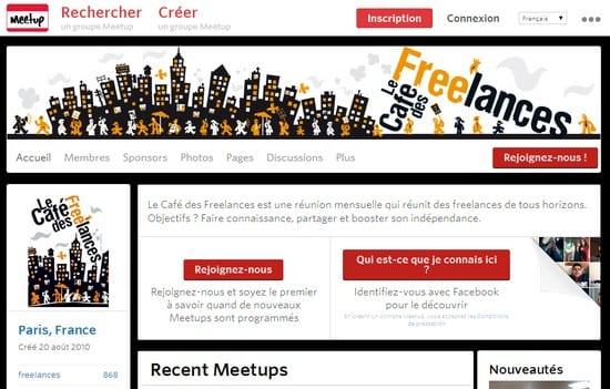 cafe des freelances