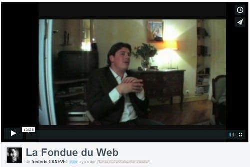 fondue du web