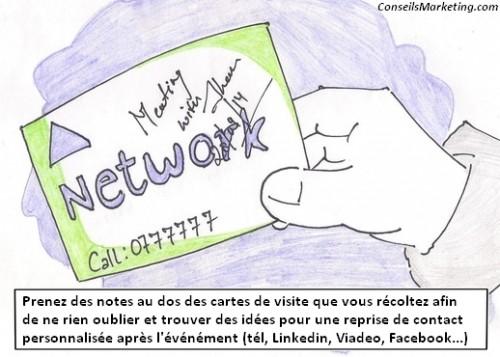 Une BD pour apprendre à trouver des prospects via le Networking ! 8