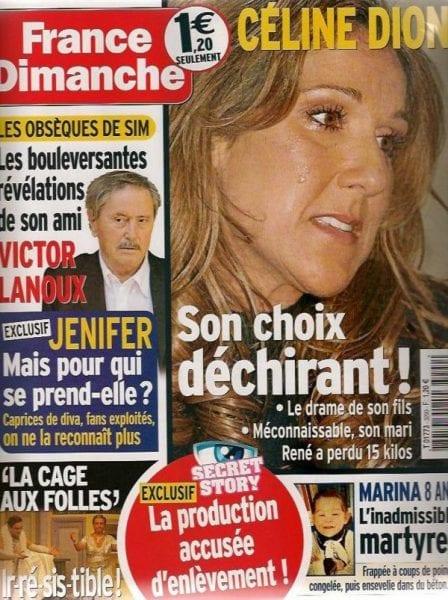 celine-dion-en-couverture-france-dimanche