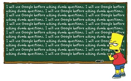 i-will-use-google-b4-dump-question-bart
