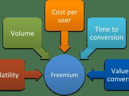 Réussir un Produit Freemium – Walkcast Freemium [3] 9