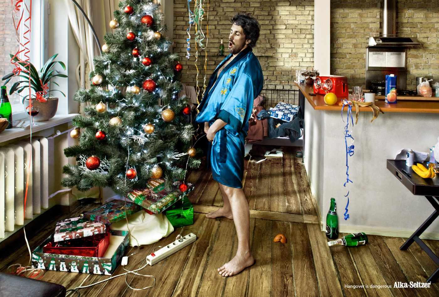 Les Meilleures publicités sur la Bonne Année ! 1