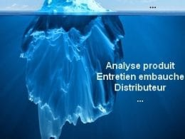 iceberg veille concurrentielle