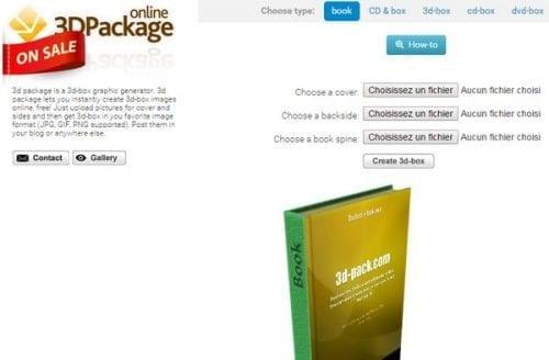3d packaging