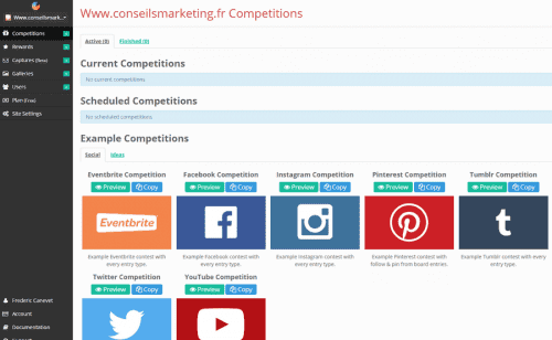 concours viraux