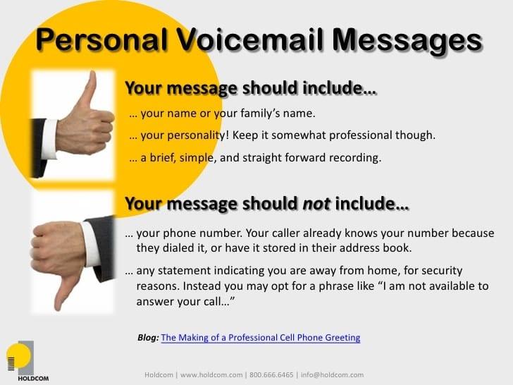 Est-ce que vous utilisez efficacement les messages sur les répondeurs ? 4